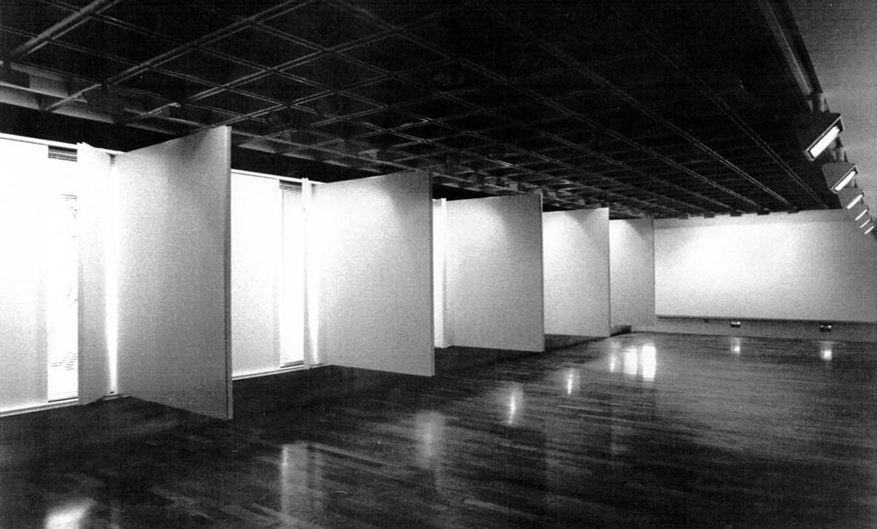 Locales culturales para Fundación La Caixa en Sta. Cristina d'Aro (1992), en colab. con EGC y ABS